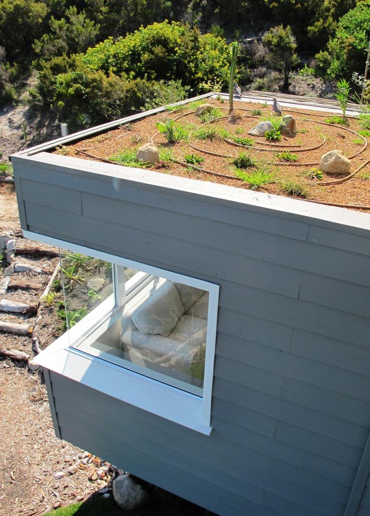 Living Roof Garden